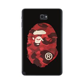 Bape Camo Red Logo Samsung Galaxy Tab A 10.1 S-Pen Version Case