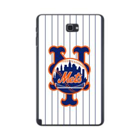 New York Mets Baseball Logo Interlocking NY Samsung Galaxy Tab A 10.1 S-Pen Version Case