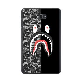Bape Shark Camo & Black Samsung Galaxy Tab A 10.1 S-Pen Version Case