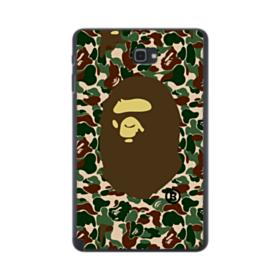 Bape Logo Camo Samsung Galaxy Tab A 10.1 S-Pen Version Case