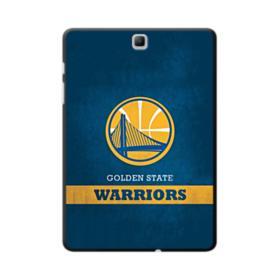 Golden State Warriors Team Logo Grunge Samsung Galaxy Tab A 9.7 Case
