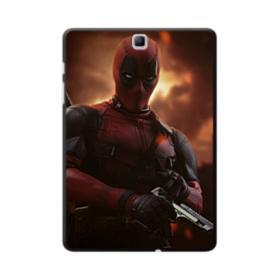 Deadpool Portrait Samsung Galaxy Tab A 9.7 Case