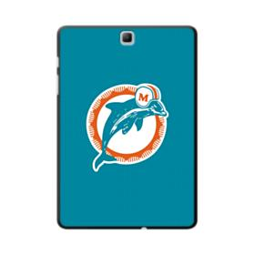 Miami Dolphins Team Logo Samsung Galaxy Tab A 9.7 Case