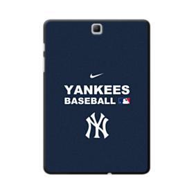 New York Yankees Team Logo Interlocking Samsung Galaxy Tab A 9.7 Case