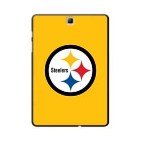 Pittsburgh Steelers Team Logo Round Samsung Galaxy Tab A 9.7 Case