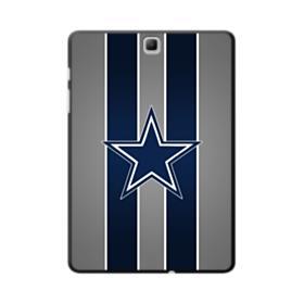 Dallas Cowboys Team Logo Vertical Stripes Samsung Galaxy Tab A 9.7 Case