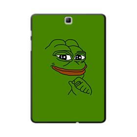 Smug Pepe Frog Funny Meme Samsung Galaxy Tab A 9.7 Case