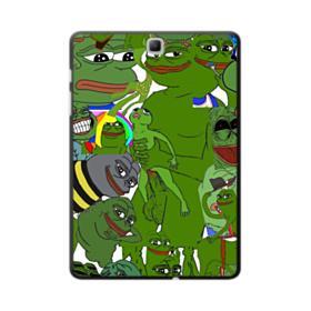 Rare pepe the frog seamless Samsung Galaxy Tab A 9.7 Case