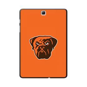 Cleveland Browns Mascot Chomps Samsung Galaxy Tab A 9.7 Case