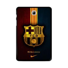 FC Barcelona Logo Grunge Samsung Galaxy Tab A 8.0 Case