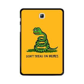Pepe the frog don't tread on memes Samsung Galaxy Tab A 8.0 Case