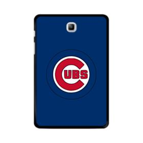 Chicago Cubs Logo Blue Samsung Galaxy Tab A 8.0 Case
