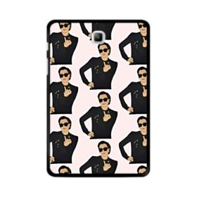 Kris Jenner middle finger meme Samsung Galaxy Tab A 8.0 Case