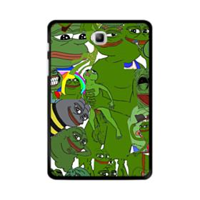 Rare pepe the frog seamless Samsung Galaxy Tab A 8.0 Case