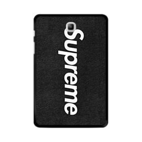 Supreme Logo Black Samsung Galaxy Tab A 8.0 Case