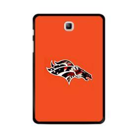 Broncos USA Flag Overlay Samsung Galaxy Tab A 8.0 Case