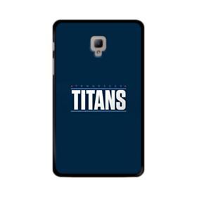 Titans Logo Minimalist Samsung Galaxy Tab A 8.0 (2017) Case