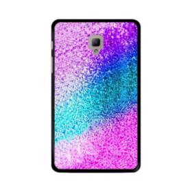 Rainbow Glitter Samsung Galaxy Tab A 8.0 (2017) Case