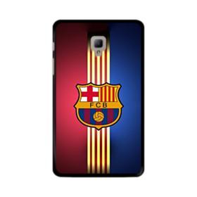 FC Barcelona Gold Vertical Stripes Samsung Galaxy Tab A 8.0 (2017) Case