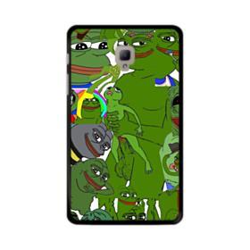 Rare pepe the frog seamless Samsung Galaxy Tab A 8.0 (2017) Case