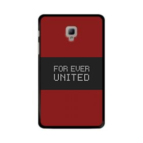 For Ever United Dots Text Logo Samsung Galaxy Tab A 8.0 (2017) Case