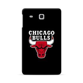 Chicago Bulls Team Logo Samsung Galaxy Tab E 8.0 Case