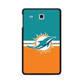 Dolphins Green Orange Banners Samsung Galaxy Tab E 8.0 Case