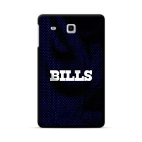 Bills Dots Fabric Samsung Galaxy Tab E 8.0 Case