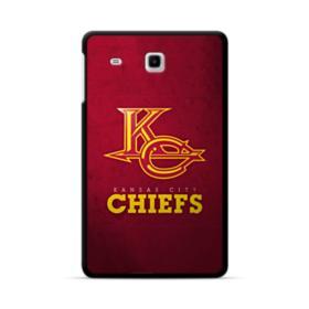 Kansas City Chiefs Logo Grunge Samsung Galaxy Tab E 8.0 Case