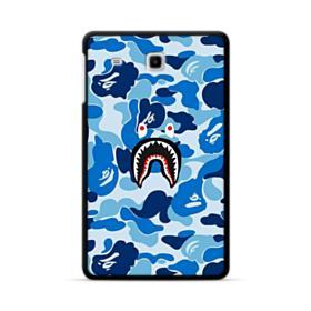 Bape Shark Blue Camo Samsung Galaxy Tab E 8.0 Case