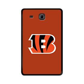 Cincinnati Bengals Team Logo Brown Samsung Galaxy Tab E 9.6 Case