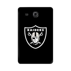 Oakland Raiders Team Logo Crest Samsung Galaxy Tab E 9.6 Case