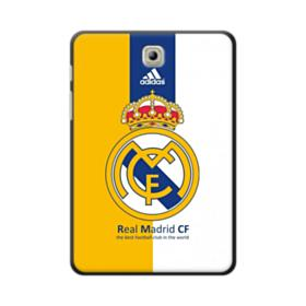 Real Madrid Team Logo Colors Samsung Galaxy Tab S2 8.0 Case
