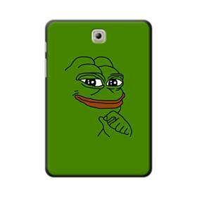 Smug Pepe Frog Funny Meme Samsung Galaxy Tab S2 8.0 Case