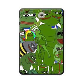Rare pepe the frog seamless Samsung Galaxy Tab S2 8.0 Case