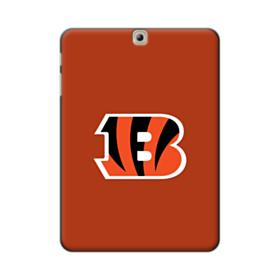 Cincinnati Bengals Team Logo Brown Samsung Galaxy Tab S2 9.7 Case