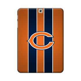 Chicago Bears Vertical Orange Stripes Samsung Galaxy Tab S2 9.7 Case