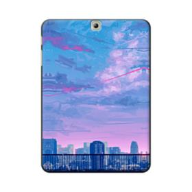 Sunset City Sky Samsung Galaxy Tab S2 9.7 Case