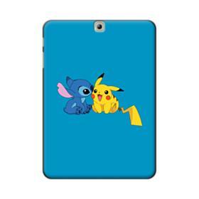 Stitch X Pikachu Samsung Galaxy Tab S2 9.7 Case