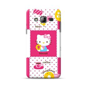 Hello Kitty Pinky White Samsung Galaxy J3 (2016) Case