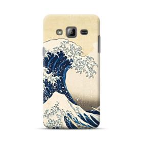 The Great Wave Samsung Galaxy J3 (2016) Case
