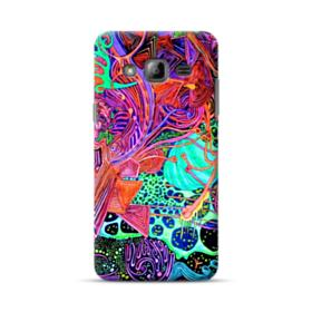 Liquid Light Art Samsung Galaxy J3 (2016) Case