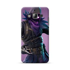 Fortnite Raven Outfits Samsung Galaxy J3 (2016) Case