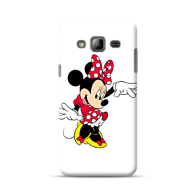 Minnie Mouse For Her Samsung Galaxy J3 (2016) Case