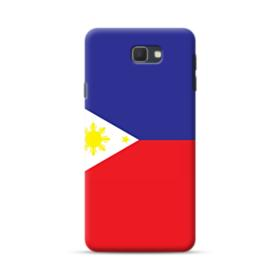 Flag of the Philippines Samsung Galaxy J7 Prime / On7 (2016) Case