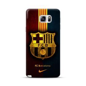 FC Barcelona Logo Grunge Samsung Galaxy Note 5 Case