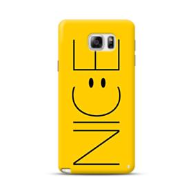 Cute Funny Yellow Nice Samsung Galaxy Note 5 Case