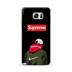 Supreme x Nike Hoodie Samsung Galaxy Note 5 Case