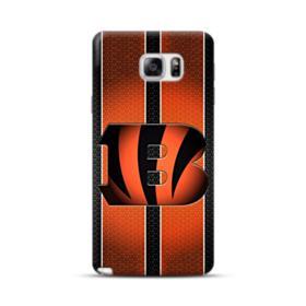Cincinnati Bengals Stripes Mesh Samsung Galaxy Note 5 Case