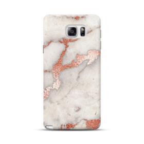 Rosegold Marble Samsung Galaxy Note 5 Case